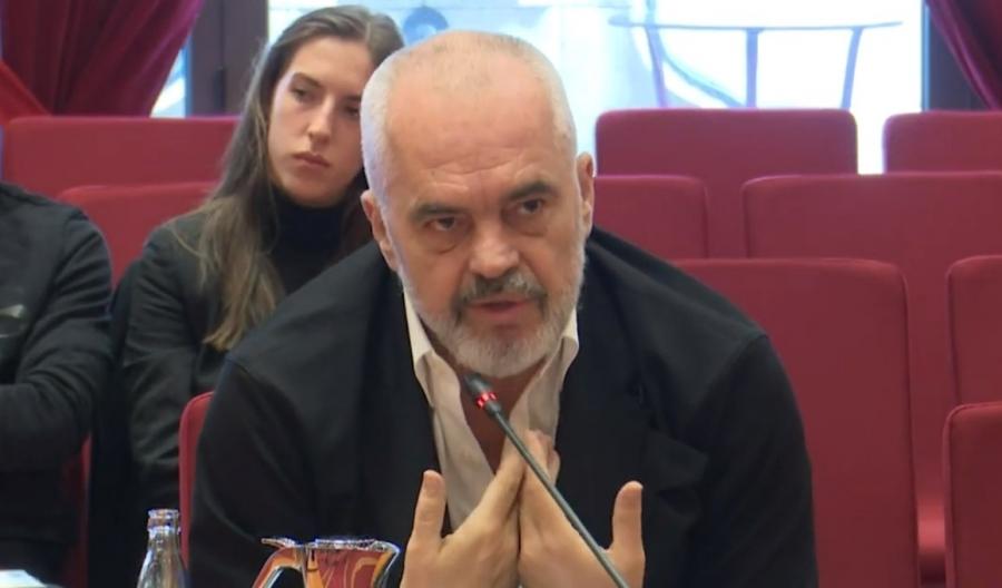 Edi Rama për fundjavë në Berlin. Flet në seminar gjysëm bosh dhe pa interes për Shqipërinë – FAKTOR.AL