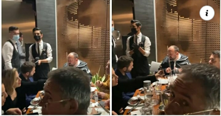 """Ministrat Ahmetaj e Balluku, darkë milionere në Dubai. Justifikohen: """"Na thirri Samir Mane"""" – FAKTOR.AL"""